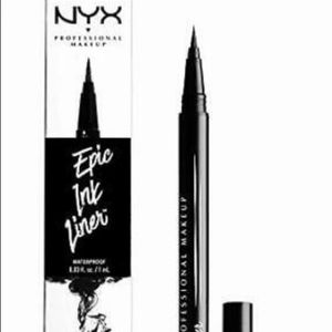 **Pack of 4**NYX Epic Ink Liner Eyeliner